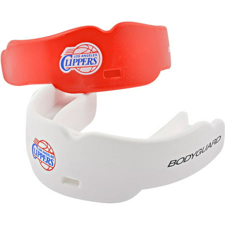 Bodyguard Pro NBA Mouth Guard, Los Angeles Clippers by