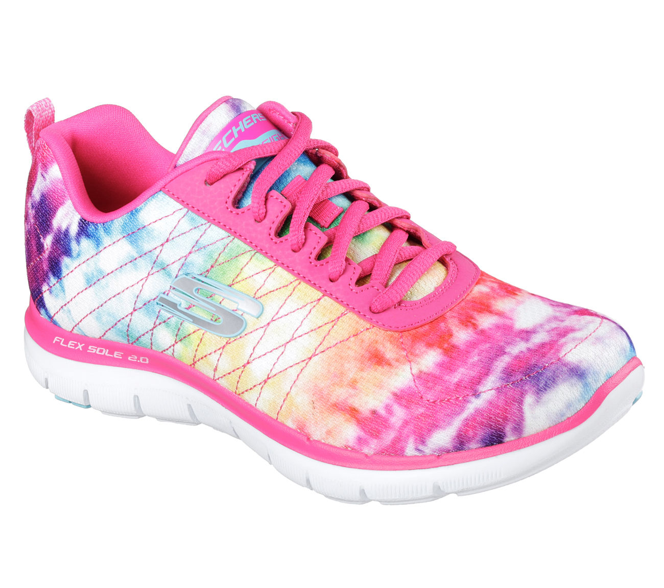 Skechers 12759 PKMT Women's FLEX APPEAL 2.0-LOUD AND CLEAR Training by Skechers