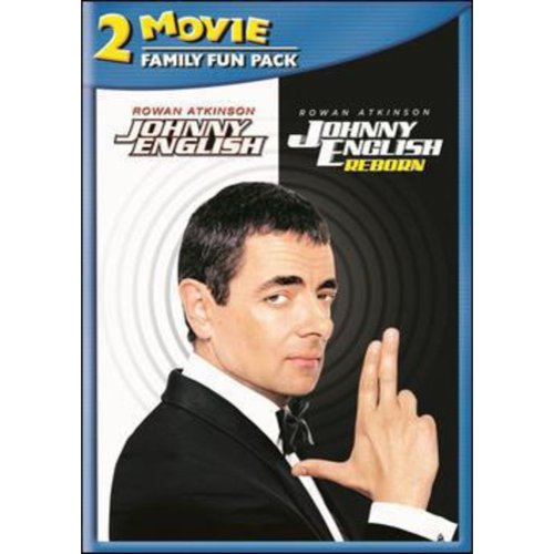 Johnny English 2-Movie Family Fun Pack: Johnny English / Johnny English Reborn (Anamorphic Widescreen)