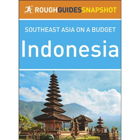 Southeast Florida Maps - Indonesia (Rough Guides Snapshot Southeast Asia) - eBook