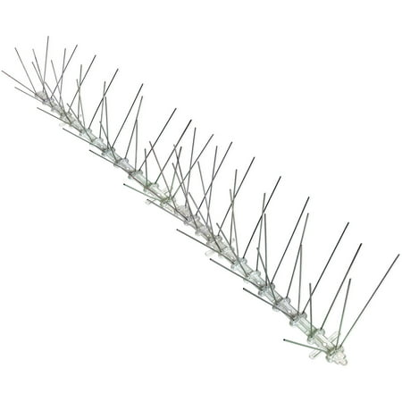 Bird X Bird Spikes, Stainless Steel, Regular Width, 100