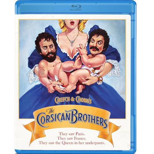 Cheech & Chong's: The Corsican Brothers (Blu-ray) (Widescreen)