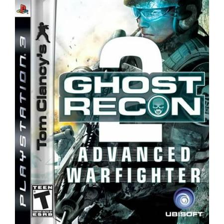 tom clancy's ghost recon advanced warfighter 2 - playstation 3 - Ghost Recon Phantom Halloween