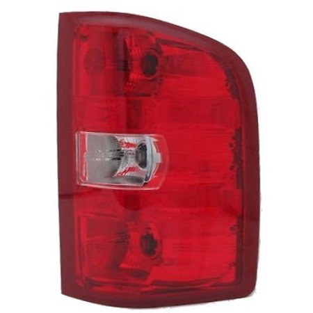 Snake Eye Tail Light - 2007-2010 (2008 07 08 09 10) Chevy Silverado Tail Light Assembly - Passenger Side - Chevrolet Tail Light, OE replacement tail light - DOT/SAE certified By Eagle Eye Lights