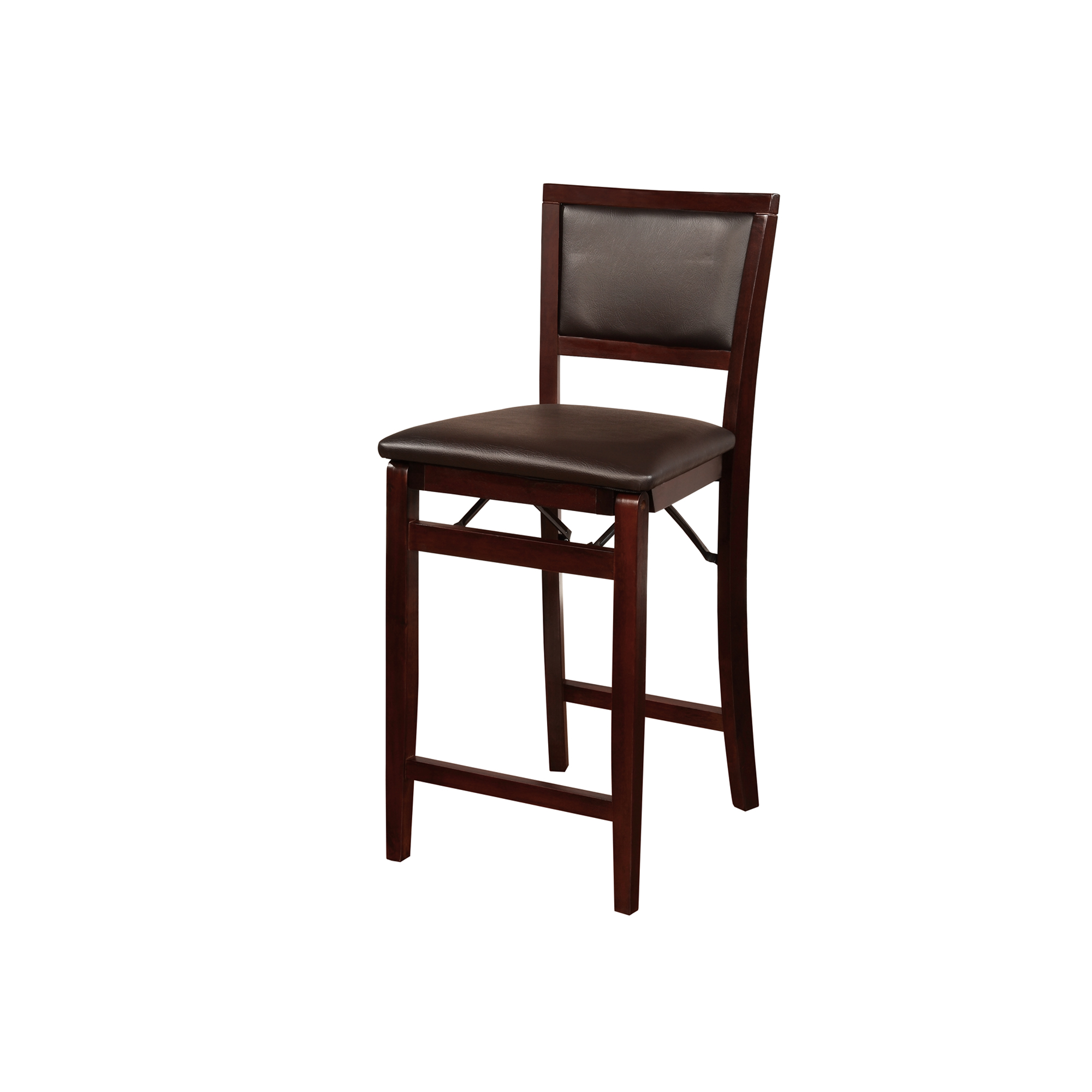 Superb Linon Keira Folding Counter Stool Espresso 24 Inch Seat Camellatalisay Diy Chair Ideas Camellatalisaycom