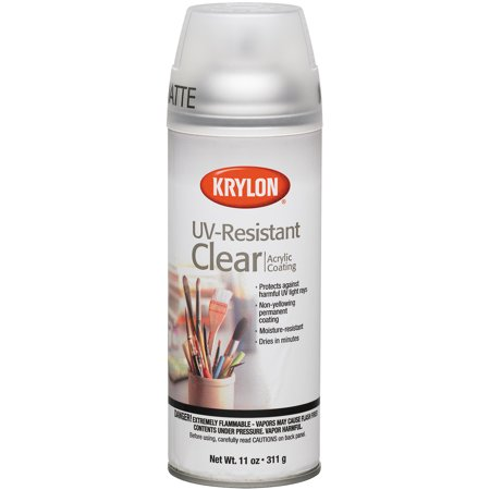 UV-Resistant Acrylic Coating Aerosol Spray