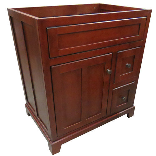 Sunnywood Grand Haven 30'' Bathroom Vanity Base