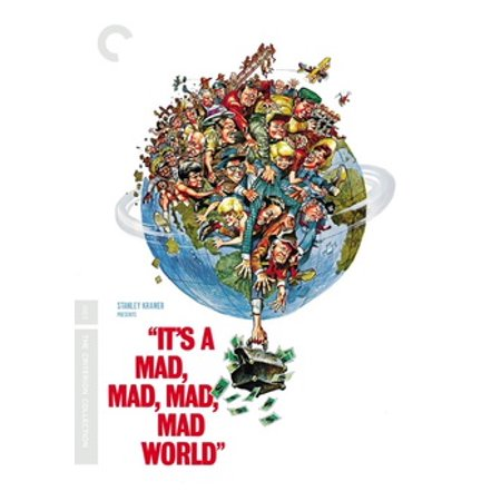 It's A Mad, Mad, Mad, Mad World (DVD) - Mad Tv Stewart Halloween