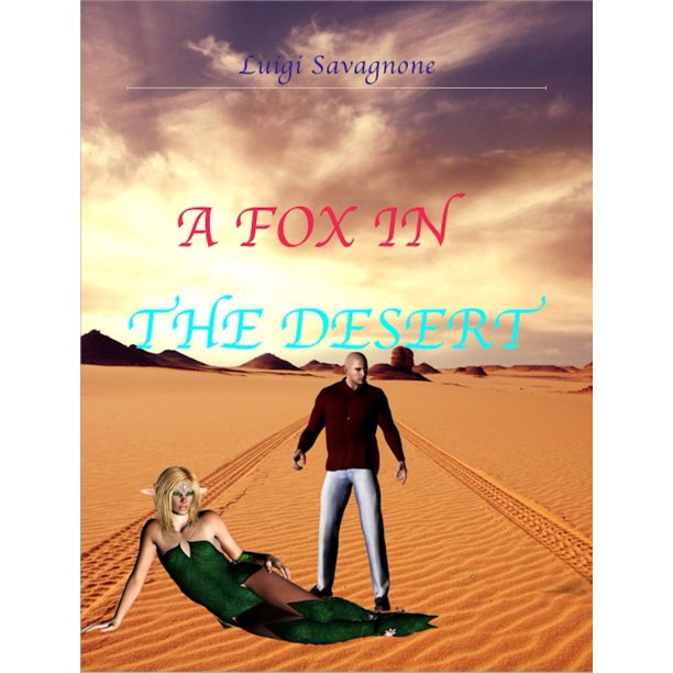 A fox in the desert - eBook
