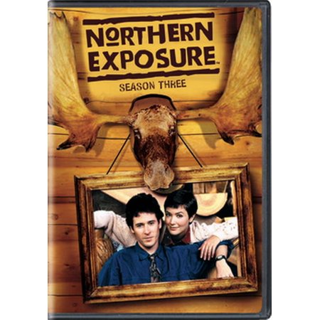Northern Exposure Window - Northern Exposure: The Complete Third Season (DVD)