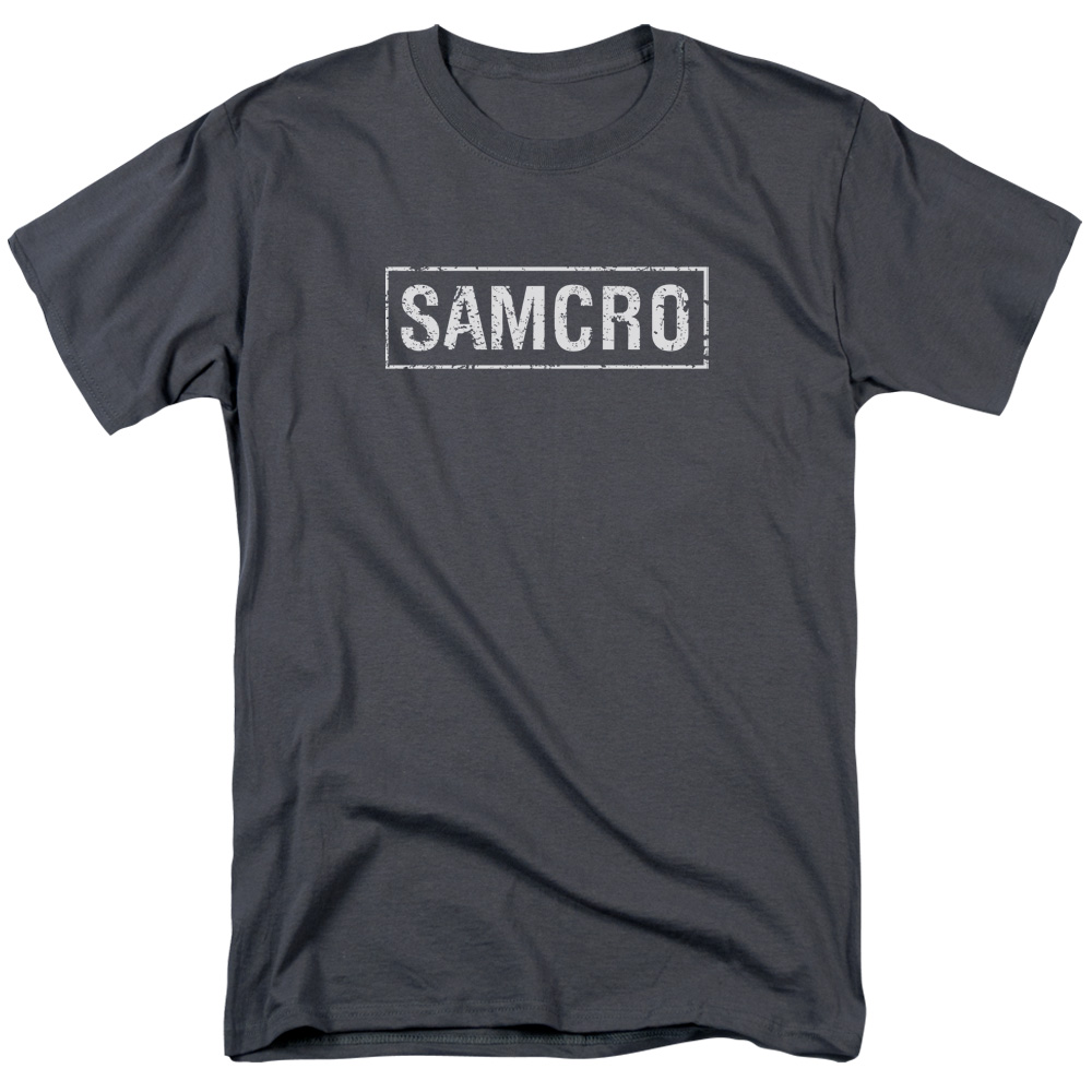 Sons of Anarchy TV Show Samcro Adult T-Shirt Tee