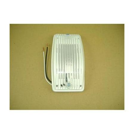 12 Volt Rv Camper Trailer Motorhome Dome Utility (Testing Trailer Lights With A 12 Volt Battery)