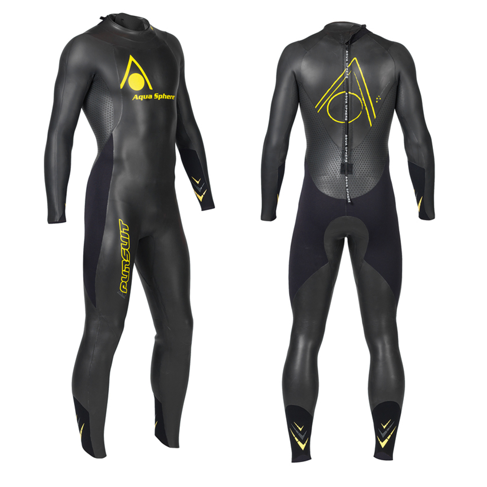 Aqua Sphere Triathlete Men Wetsuit Pursuit 2014 Size XS