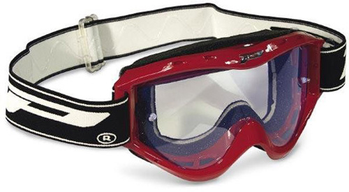 PRO GRIP 3101 KIDS GOGGLES RED by Progrip