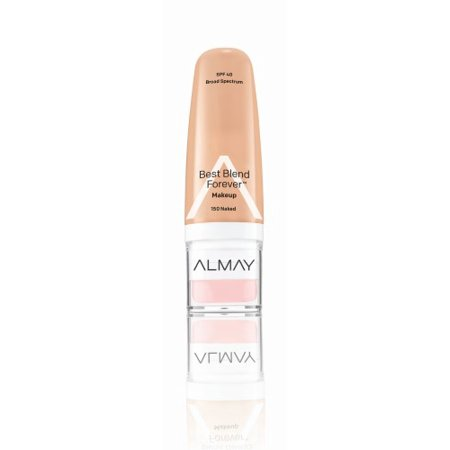 Almay Best Blend Forever Makeup, Naked 1.0 fl oz