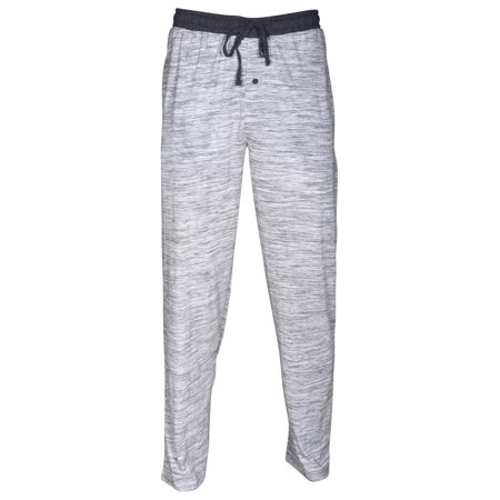 Hanes Mens X-Temp Solid Knit Pajama Pant