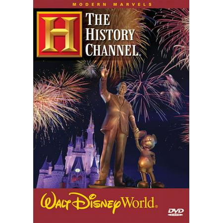 Marvel History - The Modern Marvels: Walt Disney World