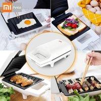 Pinlo Pl-S042W1H Mini 420W Sandwich Machine Non-Stick Kitchen Breafast Bread Maker Toaster Maker Fying Egg Machine