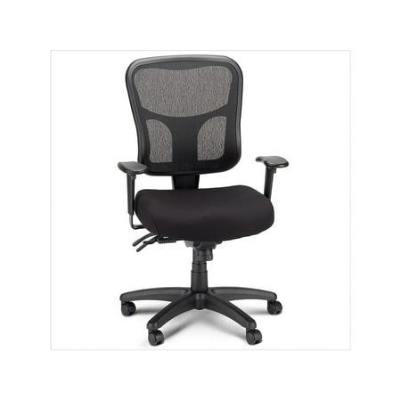 Tempur-Pedic TP8000 Mesh Task Chair, (TP8000) Tempur Pedic Fabric Chair