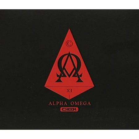Alpha Omega (Version C) (CD)