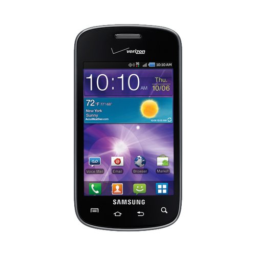Samsung Illusion I110 Verizon CDMA Prepaid Android Cell P...
