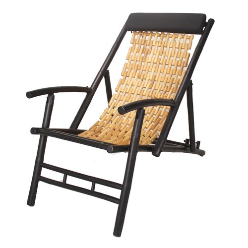Bay Isle Home Encline Bamboo Sling Folding Director Chair