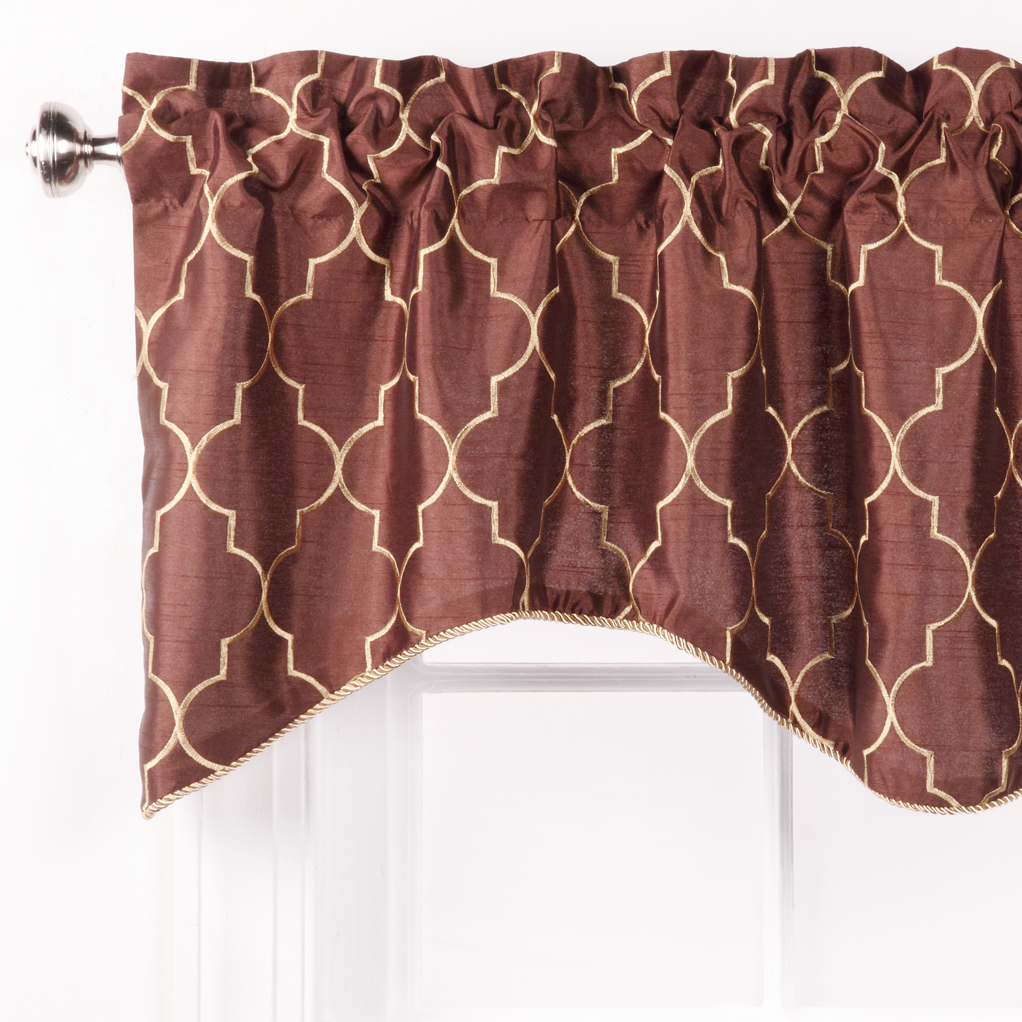 waterfall tailored to window expand parisian blue treatment p click pair lined regency valance valances curtain