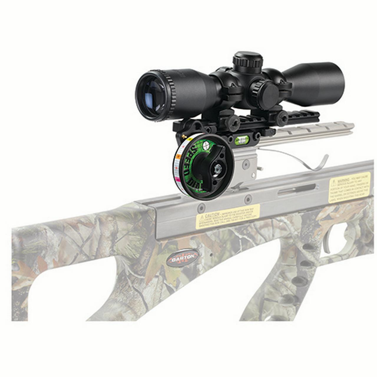 HHA Optimizer Lite Speed Dial with L4 Reticle Scope, SD-L4