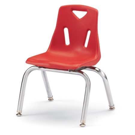 - Jonti-Craft Berries Plastic Chair (Set of 6)