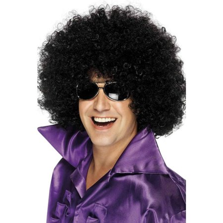 Mega Huge Afro Wig Halloween Accessory