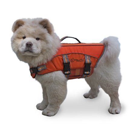 Life Vest Jacket Preserver (Life Jackets for Dogs - Dog Saver Pet Preserver)