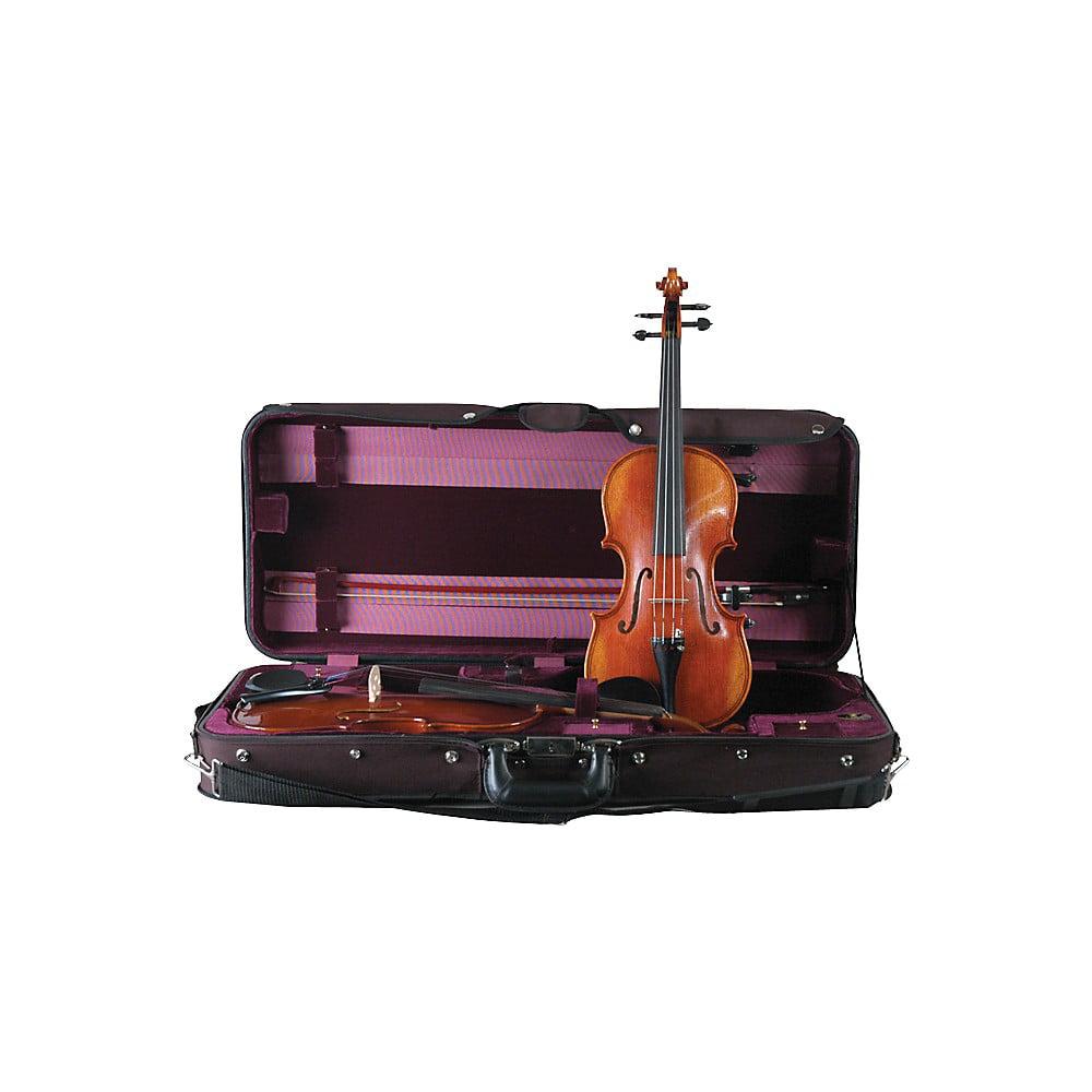 Guardian CV-032 Double Violin Case Multi-Colored