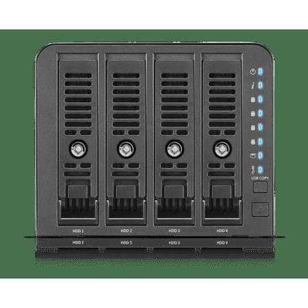 Thecus N4350 4-Bay NAS Marvell Armada 388 Dual Core 1.8 GHz, 1GB RAM, 2x USB 3.0