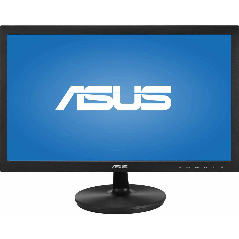 "ASUS 21.5"" LED LCD Widescreen Monitor (VS228T-P Black)"