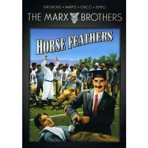 Horse Feathers (Full Frame) by UNIVERSAL HOME ENTERTAINMENT
