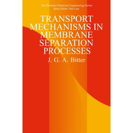 Transport Mechanisms in Membrane Separation Processes -