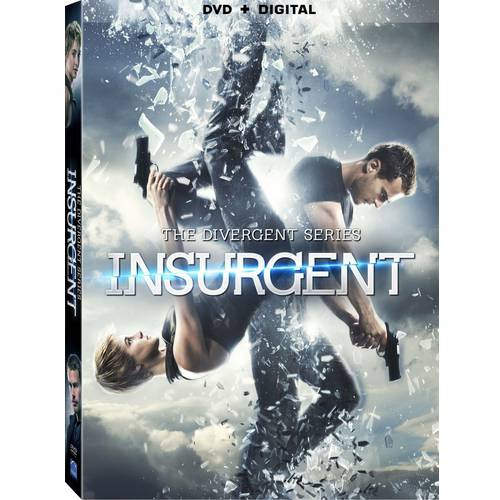 The Divergent Series: Insurgent (DVD   Digital Copy) (With INSTAWATCH) (Widescreen)