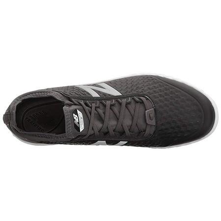 New Balance Men's VADO v1 Fresh Foam Training Shoe, Black, 10.5 2E US