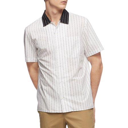 Logo-Print Short-Sleeve Shirt
