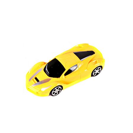 Super Cute Cartoon Colorful Inertial Friction Car Toy Best
