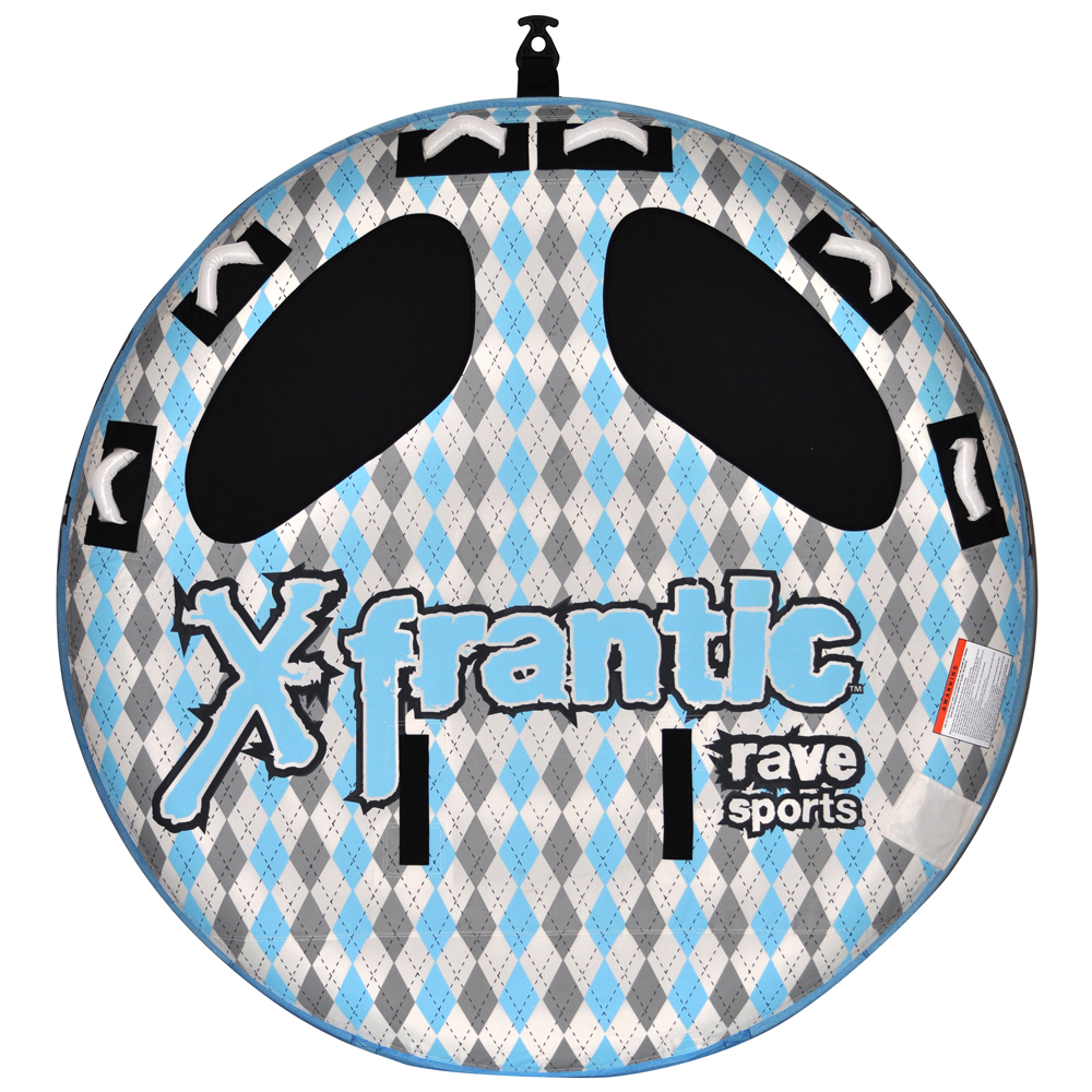 Rave Sports X-Frantic 3-Person Towable by Rave Sports
