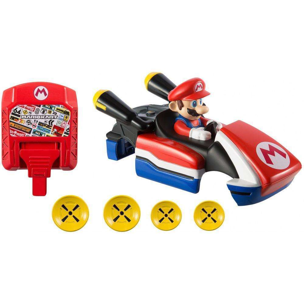 Hot Wheels AI Mario Kart Mario Accessory by Mattel