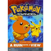 Pokemon Advanced, Vol. 1 A Ruin with a View by