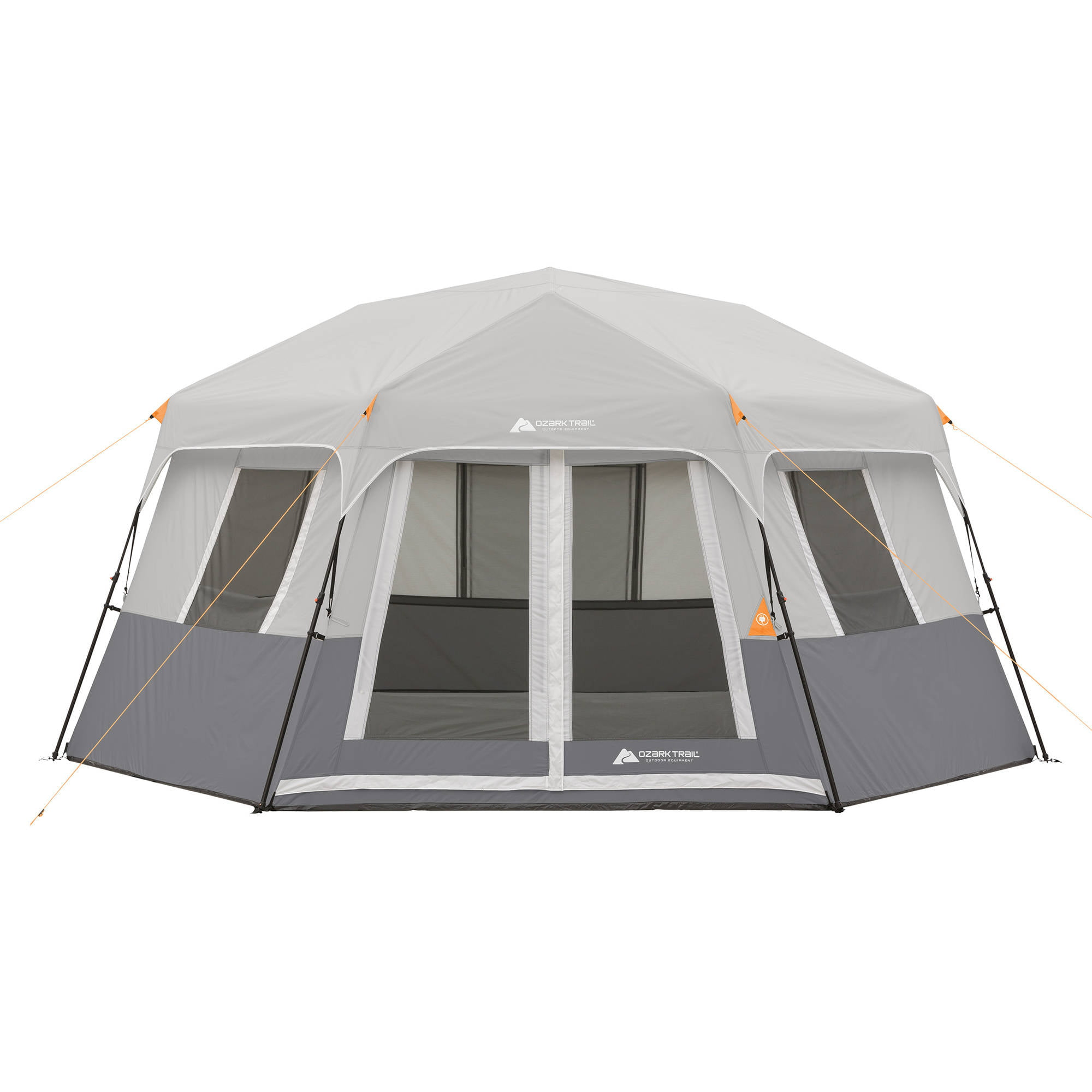 Ozark Trail 8-Person Instant Hexagon Cabin Tent by Bohemian Travel Gear Limited