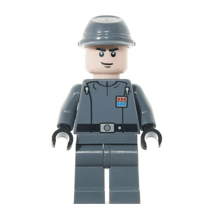 Lego Star Wars Imperial Officer Commander 9492 Minifigure