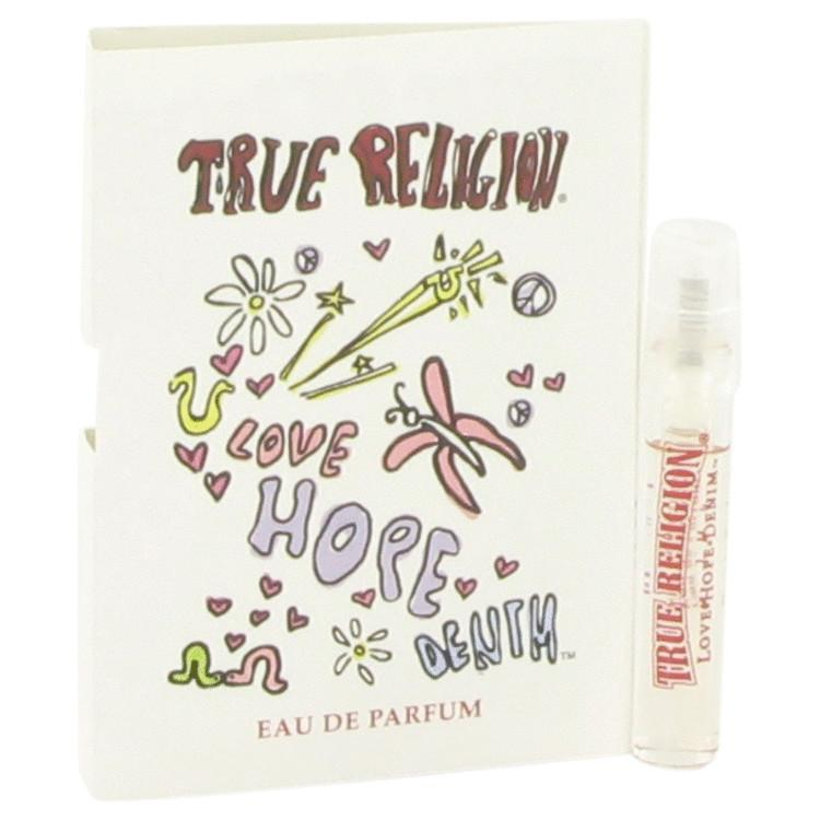 True Religion Love Hope Denim by True Religion Vial (sample) .05 oz