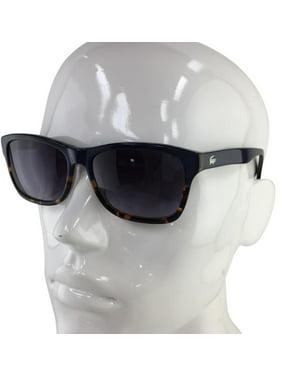 5d4a699c8c0 Product Image Lacoste L 709S 424 Havana Blue Silver Plastic Sunglasses 55mm