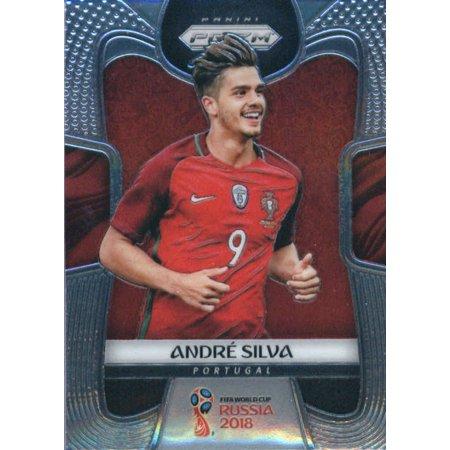 2018 Panini Prizm #155 Andre Silva Portugal Soccer Card