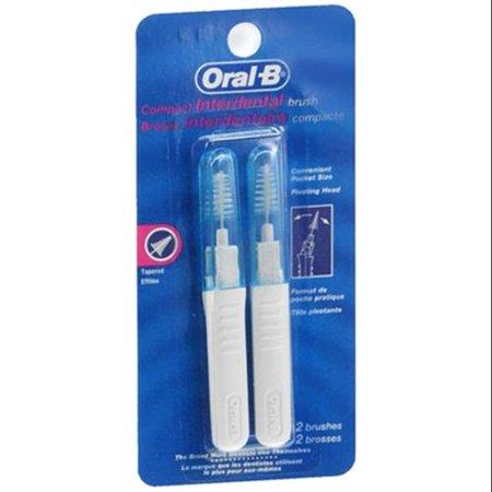 Oral B Compact Interdental Brush 86