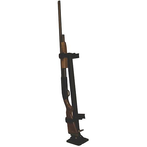 Rugged Gear 10083 2-Gun Permanent Floor Mount Gun Rack by Generic
